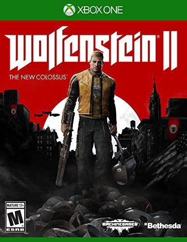 Winner of Best Action Game at The Game Awards 2017, Wolfenstein II: The New Colossus is the highly anticipated sequel to the critically acclaimed first-person shooter, Wolfenstein: The New Order developed by the award-winning studio MachineGames. An exhilarating adventure brought to life by the...
