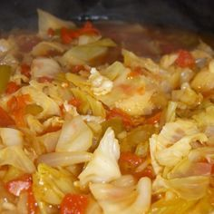 Dolly Parton Cabbage Soup Diet