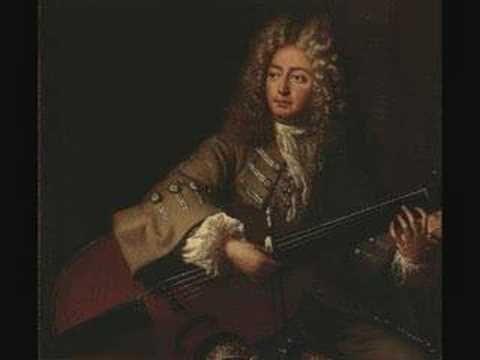 Marais - Chaconne for Solo Viola da Gamba