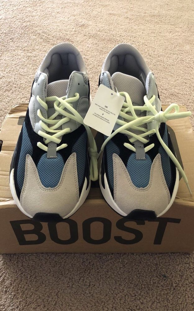 los angeles 2522d 74d5c yeezy 700 wave runner #fashion #clothing #shoes #accessories ...