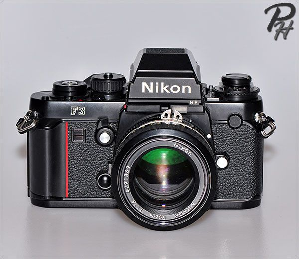 Nikon F3hp Camera http://www.photographic-hardware.info