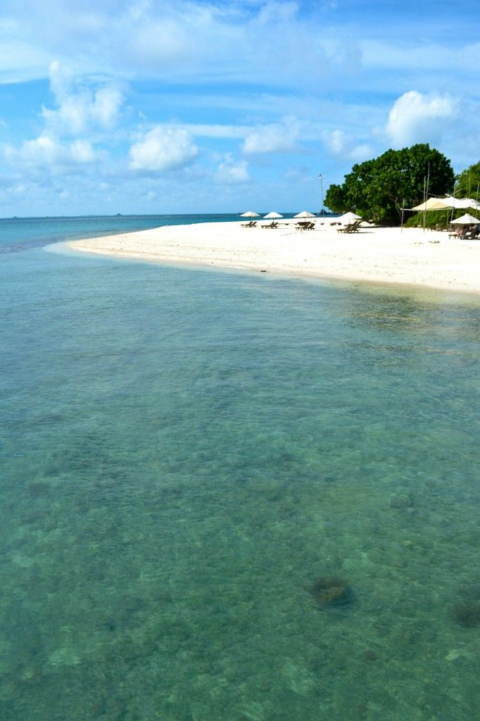 Nikoi Island, Indonesia - This private island eco-resort was pure tranquility and just a 2-hour ferry ride from Singapore