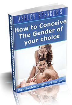 """""""Conceiving Baby Gender""""  How to Conceive the Gender of Your Choice. A Natural and Shockingly Effective Gender Selection System with a 94.8% Success Rate!"""