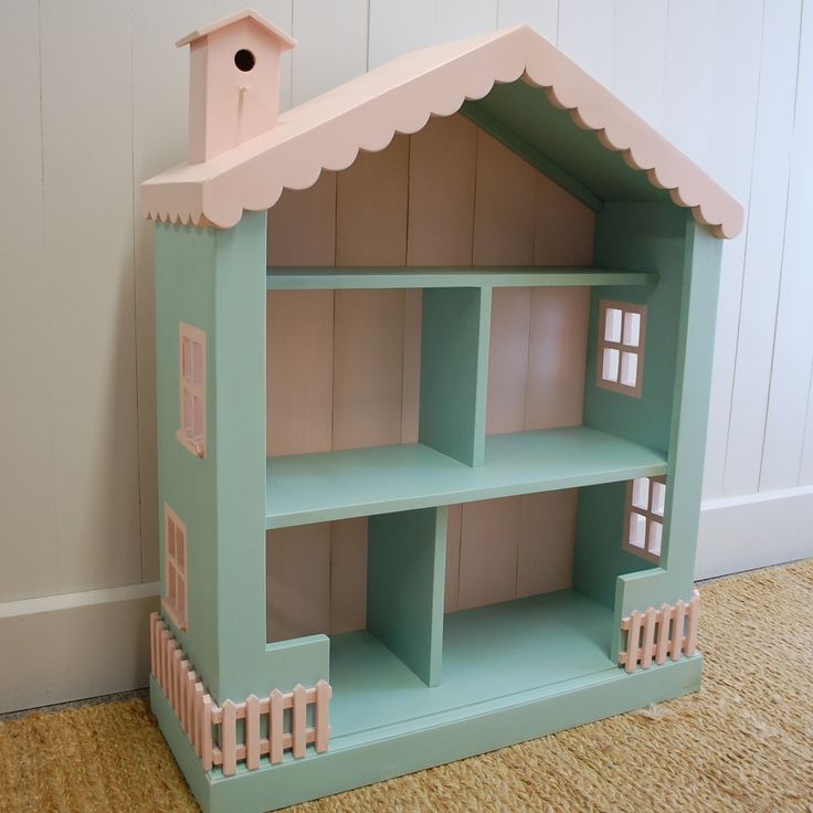 17 Best Ideas About Dollhouse Bookcase On Pinterest
