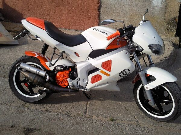 GILERA DNA 50.#motorcycles