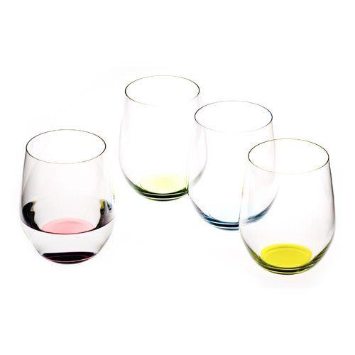 Riedel O' Happy glazen 0,32 L - 4 st. kopen? Bestel bij fonQ.nl