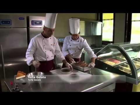 Torta Gelato Mec3 1-2 prodotti per gelato - YouTube