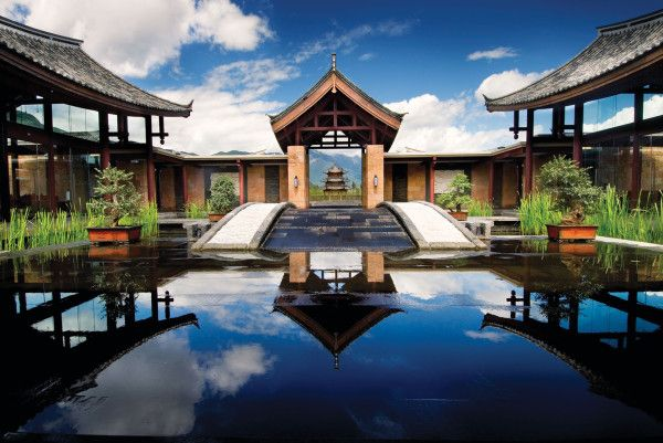 China | Lijiang – Banyan Tree Hotel