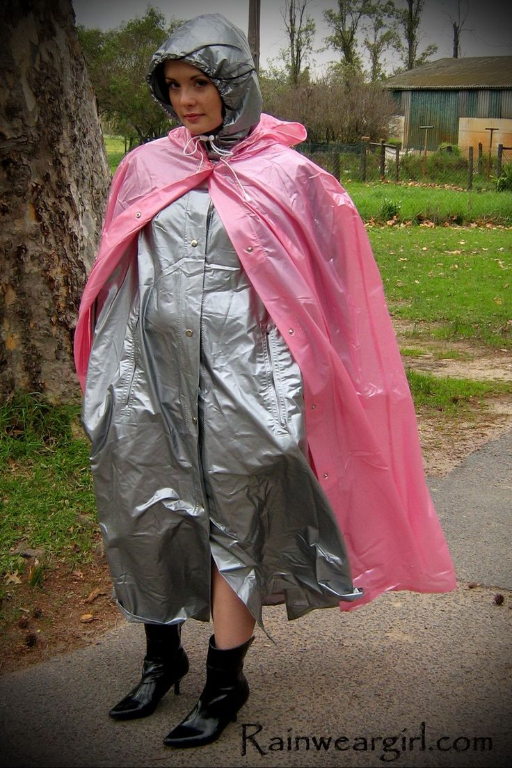 1000 images about rainwear capes on pinterest vinyls pewter and happy lady. Black Bedroom Furniture Sets. Home Design Ideas