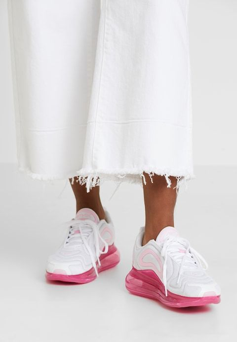 Air Max 720 Sneaker Low White Pink Rise Laser Fuchsia Zalando De In 2020 Air Force Shoes Sneakers Fashion Sneakers