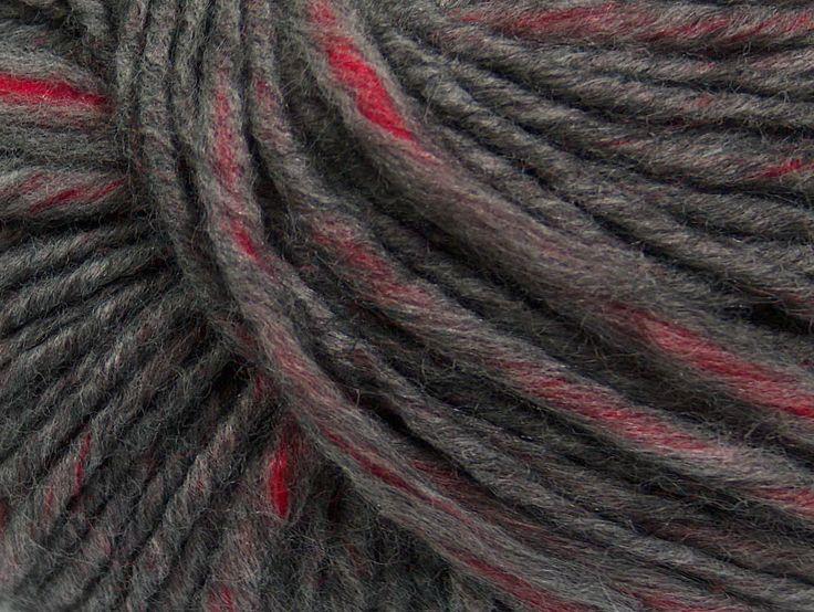 Vivid Yarns Discount Yarn http://vividyarns.yarnshopping.com/mystery-wool-neon-pink-dark-grey
