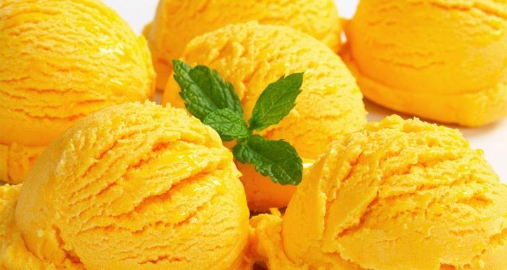 Royal Banana Ice Cream Dessert - Lekha Foods - World Recipes