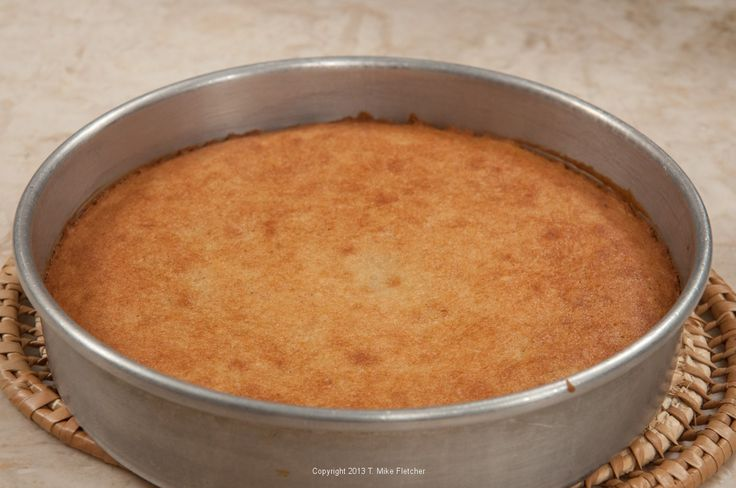 How cake pans are prepared for baking can make the difference between humpy cake layers and flat layers. Cake pan prep can make or break flat layers.