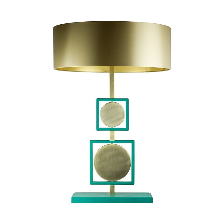Forme Table Lamp  Contemporary, Industrial, Traditional, Metal, Leather, Table Lighting by Villaverde London