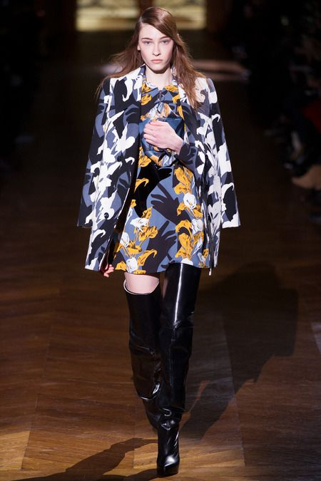 Carven | Fall 2014 Ready-to-Wear Collection | Style.com