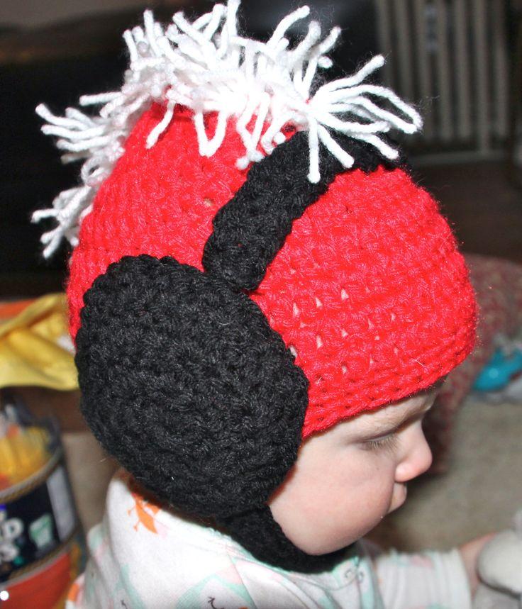 Wrestling Headgear Hat in Baby/Child or by sunflowersandspice, $20.00