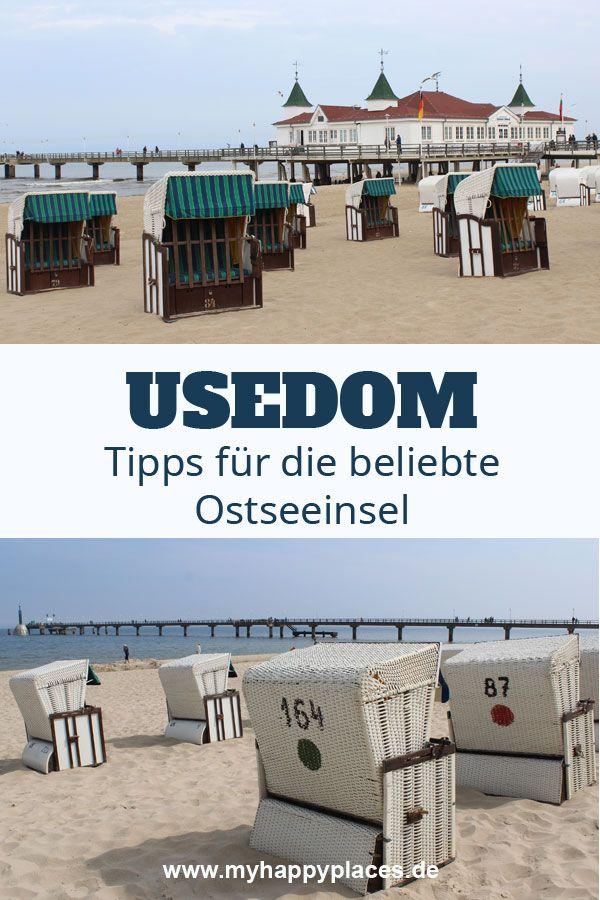 Die deutsche Sonneninsel bietet Strände, Sportaktivitäten