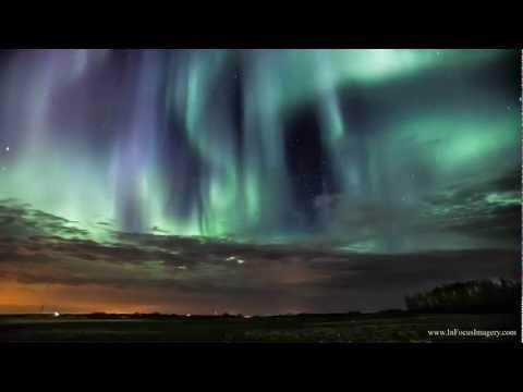 nunavut northern lights