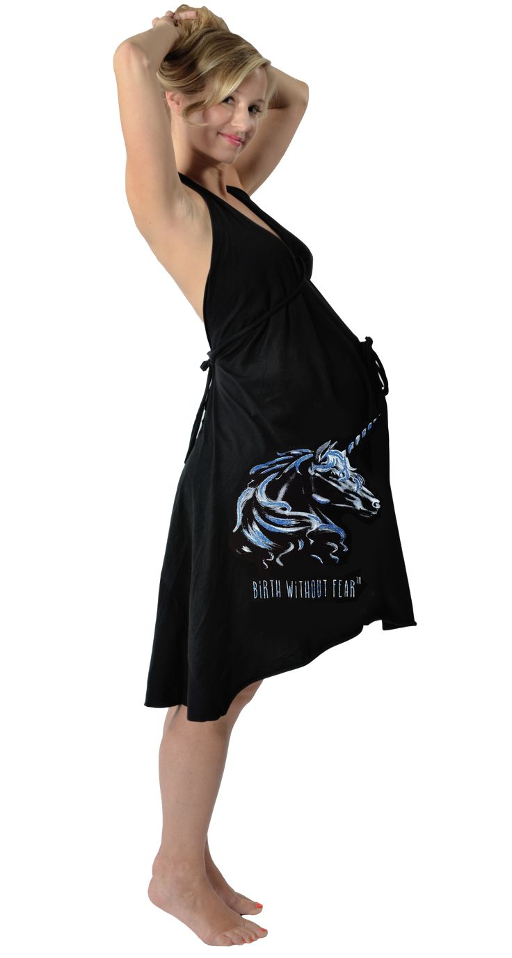 Pretty Pushers  Special Edition Unicorn Gown
