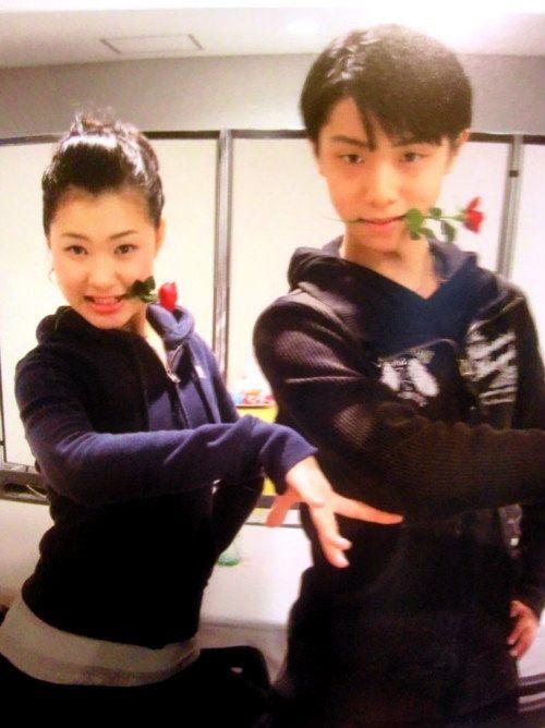 Kanako MURAKAMI & Yuzuru HANYU