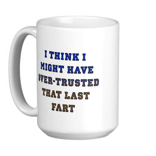 =>>Cheap          	Over-Trusted Fart Funny Mug           	Over-Trusted Fart Funny Mug in each seller & make purchase online for cheap. Choose the best price and best promotion as you thing Secure Checkout you can trust Buy bestDeals          	Over-Trusted Fart Funny Mug lowest price Fast Shipp...Cleck Hot Deals >>> http://www.zazzle.com/over_trusted_fart_funny_mug-168791036847122167?rf=238627982471231924&zbar=1&tc=terrest