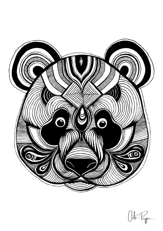 60 Black and White Prints and Posters on Oni Homemade Blog