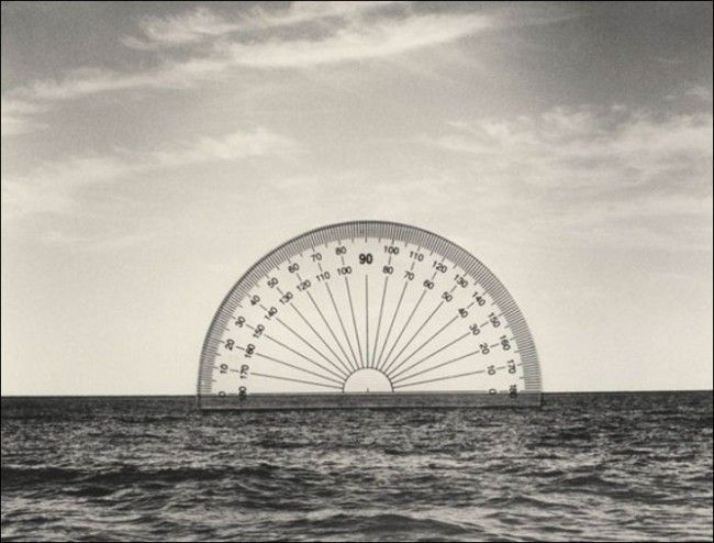 Surreal black-and-white photography by Chema Madoz