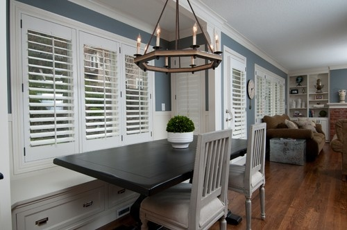 Benjamin Moore - Normandy (just got this color for our bedroom)