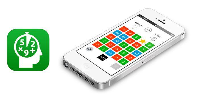 Pon a prueba tus matemáticas con CalQ, un nuevo y adictivo juego para iOS EsferaiPhone