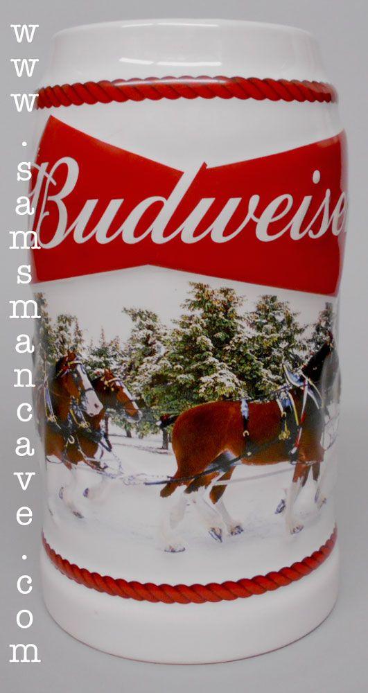 2016 Budweiser December Excursion Mug