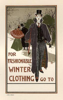 Louis Rhead - PM.32 - Winter Clothing