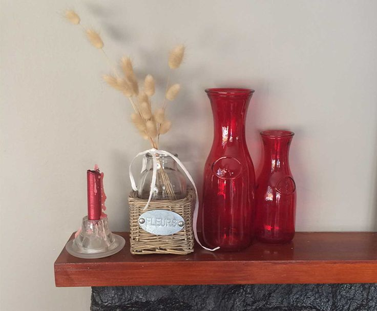 VIVETTE TJABERINGS: Accessories on my fireplace mantel. #ClassicBuilders #Competitions