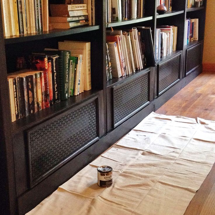 One of the more fun projects that I've tackled lately has been customizing some IKEA Billy bookcases for a client. I've got the skinny on ho...
