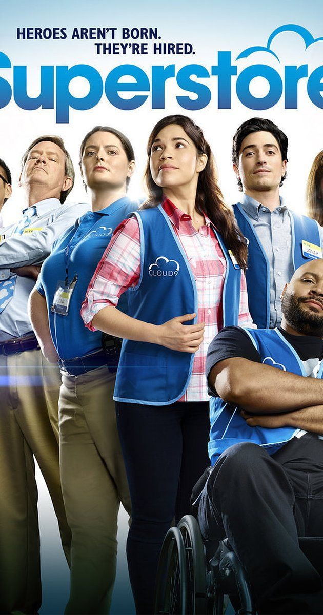 Created by Justin Spitzer.  With America Ferrera, Ben Feldman, Lauren Ash, Colton Dunn. A look at the lives of employees at a big box store.