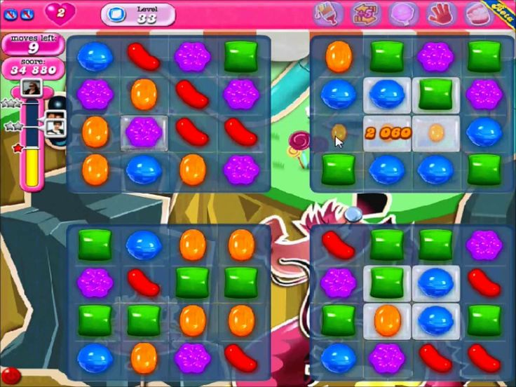 Check out the Candy Crush Cheat Codes Level 33