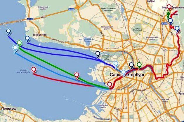 Шоком для экологов Санкт-Петербурга стал результат эксперимента: смыв в унитазы несколько GPS-трекеров, они увидели их у самого Кронштадта. Очистных сооружений просто нет, а нечистоты попадают прям...