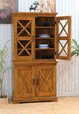 Crossia Kitchen Cabinet - Indian Solid Wood Furniture | Saraf Furniture