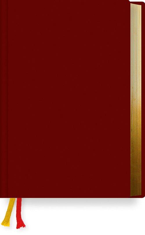 Gotteslob Erzdiözese Freiburg - Kunstleder rot mit Goldschnitt