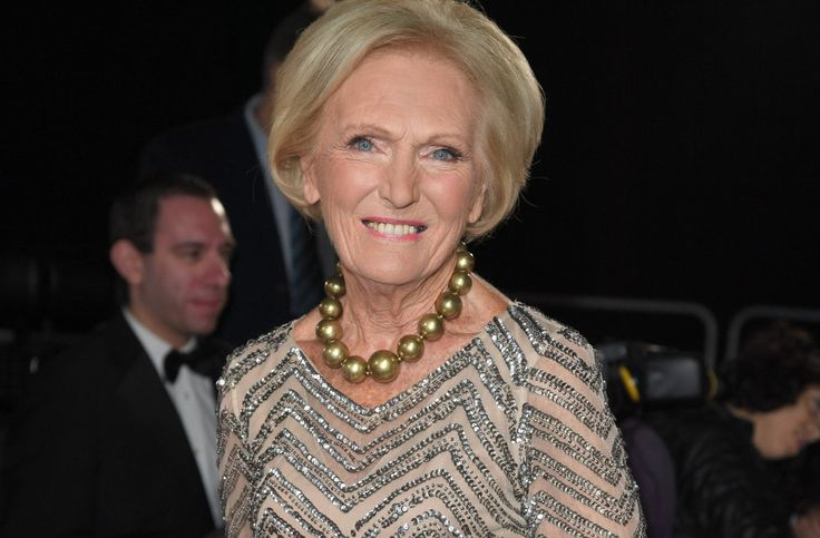 Mary Berry to host new BBC show after 'Great British Bake Off' exit