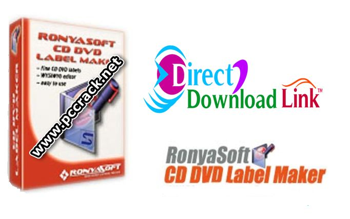 RonyaSoft CD DVD Label Maker 3.02.12 With Serial key is Here [Latest]