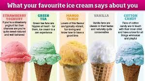 Afbeeldingsresultaat voor ice cream flavours