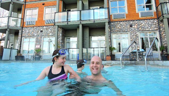Vancouver Island, Canada. Courtenay, BC. Old House Village Hotel & Spa • Luxury in the Comox Valley. #explorebc