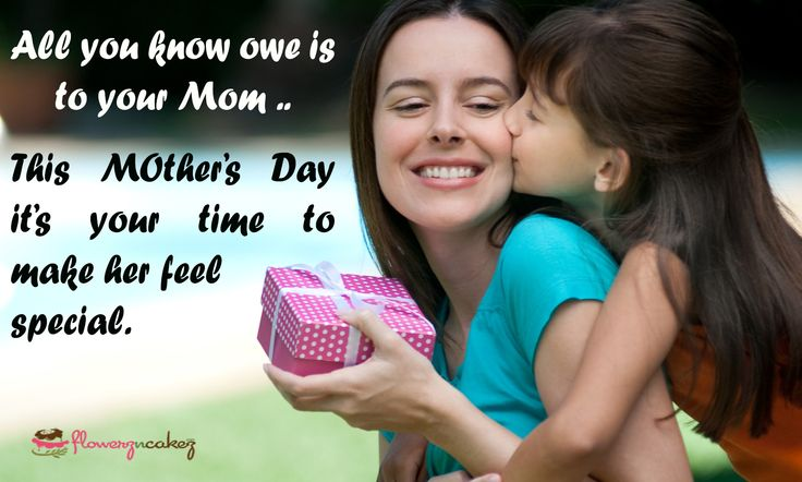 Time has come to show your love and affection to your Mom by making her feel special on Mother's Day. Gift her fresh flowers and chocoates with http://www.flowerzncakez.com/
