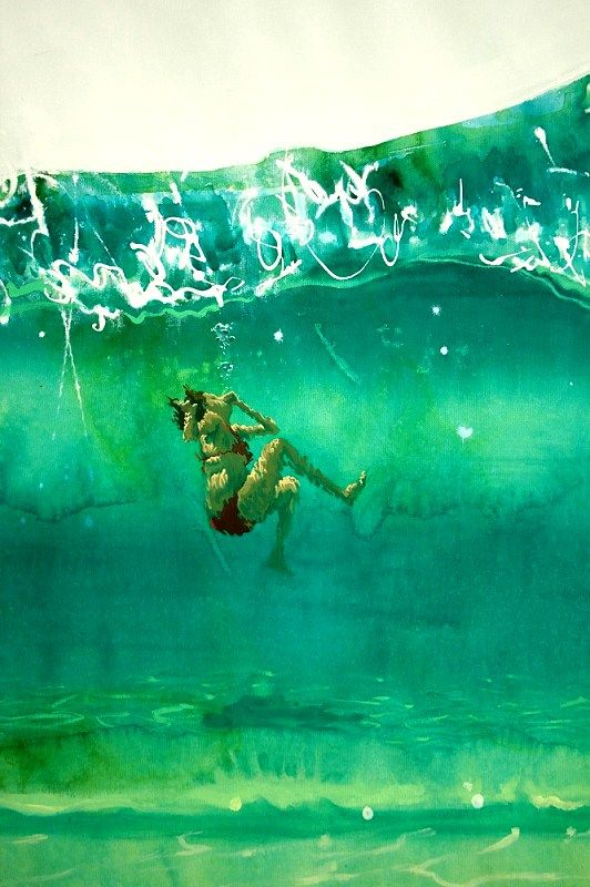 Underwater Painting Watercolor | www.imgkid.com - The ...