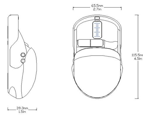 Tmouse-Worlds first deformable mouse by Tmouse Design — Kickstarter