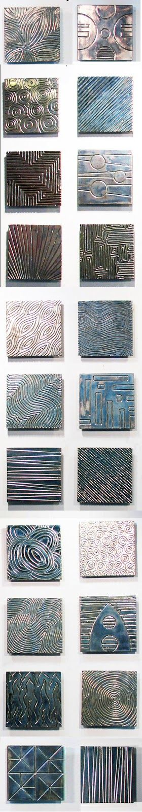 Jason Messinger Art: New Tile Murals From Jason Messinger Art