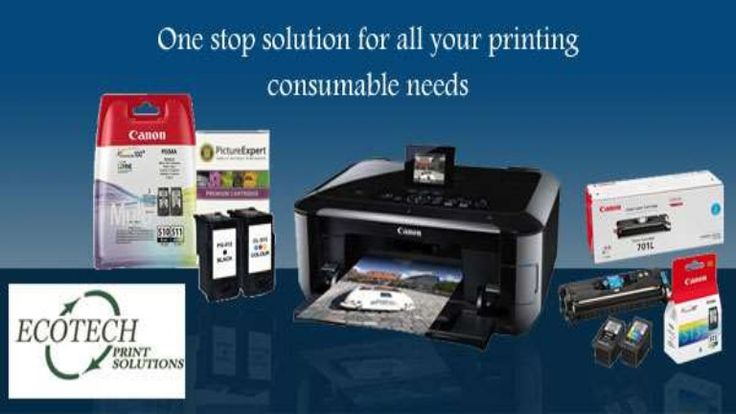 Ecotech brings to you a wide range of cheap ink, toner printer cartridges and other printing accessories at an affordable price. Take your business to new heights with Ecotech.
