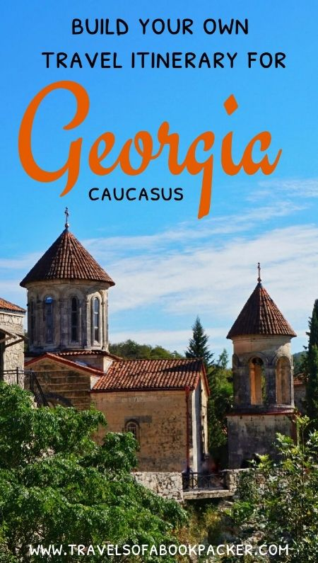 Explore Georgia, Caucasus. A guide to the best places to visit in Georgia so you can plan the perfect Georgia travel itinerary. #georgia #caucasus #travelitineraries