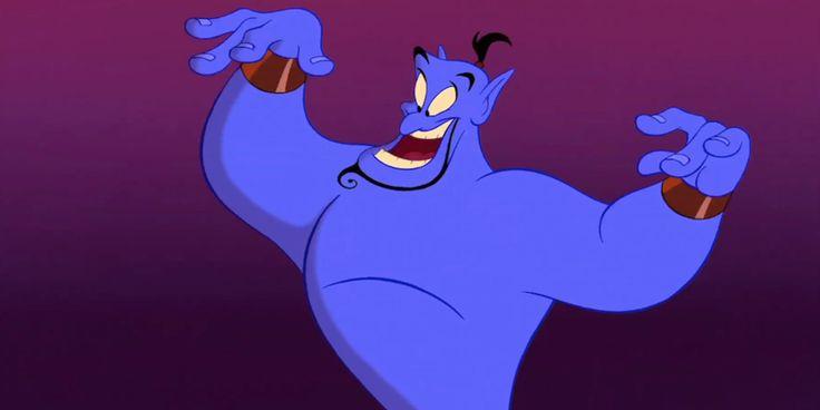 My Disney Best Friend is Genie! What's your's?