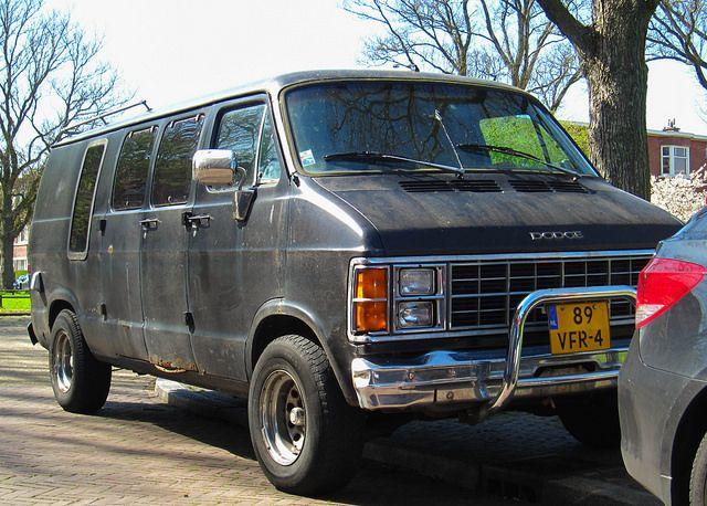 1980 Dodge Ram Van 250 37